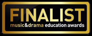 NSSO M&Drama Award Nomination logo